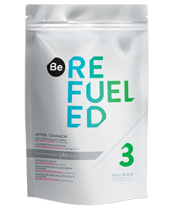 Be Refueled Rote Beeren